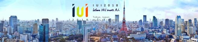 IUI2018_Tokyo