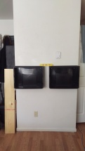 mount shelves